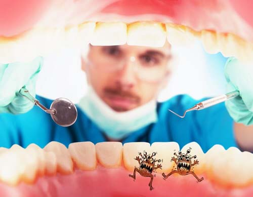 emergency tooth extraction in Commerce